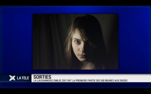 La Télé : Empty review