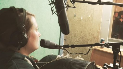 TIGER SONG – Live in studio