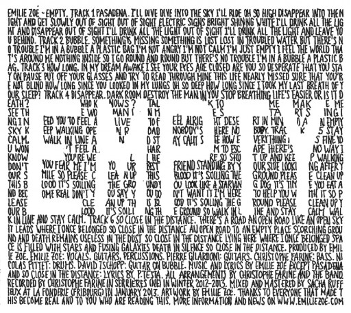 EP Empty Teaser